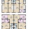 在江戶川區內租賃1LDK 公寓 的房產 房間格局