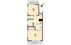 2K {building type} in Shinden - Adachi-ku