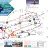 1K Apartment to Buy in Shinjuku-ku Access Map