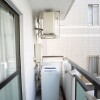 1R Apartment to Rent in Setagaya-ku Balcony / Veranda