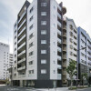 1R Serviced Apartment to Rent in Osaka-shi Fukushima-ku Exterior
