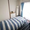 2DK マンション 港区 ベッドルーム