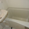 1K Apartment to Rent in Warabi-shi Bathroom