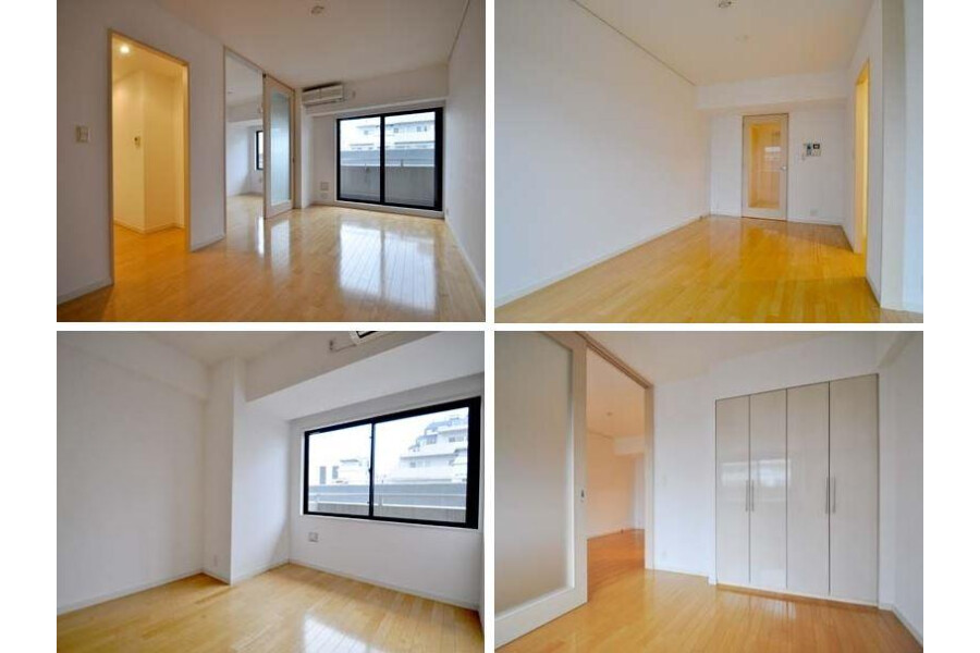 1LDK Apartment to Rent in Shibuya-ku Interior