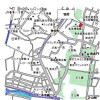 3SLDK Apartment to Rent in Minato-ku Access Map