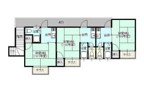 1K House in Sarayama - Fukuoka-shi Minami-ku