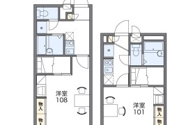 1K Apartment in Nakatahigashi - Yokohama-shi Izumi-ku