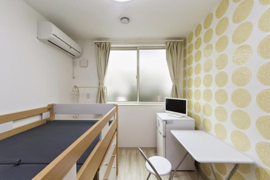Private Serviced Apartment to Rent in Nakano-ku Bedroom