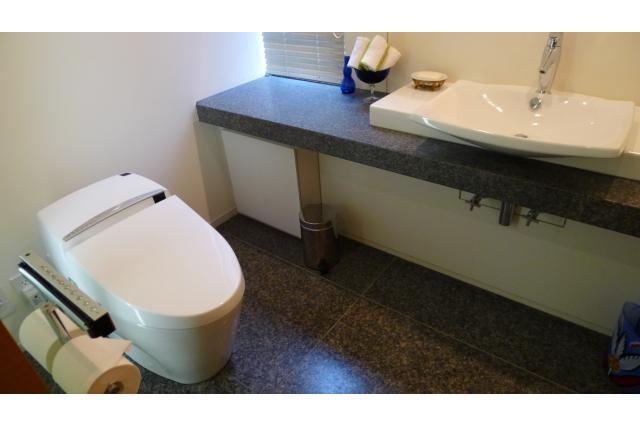 在Kitasaku-gun Karuizawa-machi購買3LDK 獨棟住宅的房產 廁所