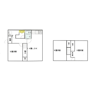 Whole Building {building type} in Futaba - Toride-shi Floorplan