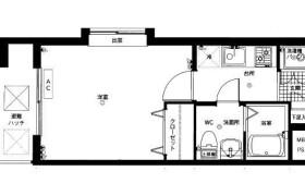 福岡市中央區舞鶴-1K{building type}