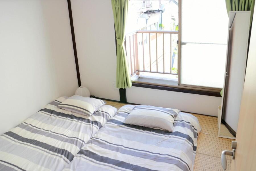 2LDK House to Rent in Shinagawa-ku Bedroom