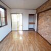 在小平市内租赁1K 公寓 的 卧室