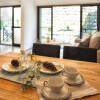在京都市山科區購買3LDK 獨棟住宅的房產 起居室