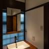 在大津市購買3DK 獨棟住宅的房產 盥洗室