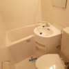 1R Apartment to Rent in Suginami-ku Toilet
