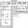 在北佐久郡軽井沢町购买4LDK 独栋住宅的 楼层布局