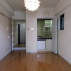 1K Apartment to Buy in Osaka-shi Nishi-ku Living Room