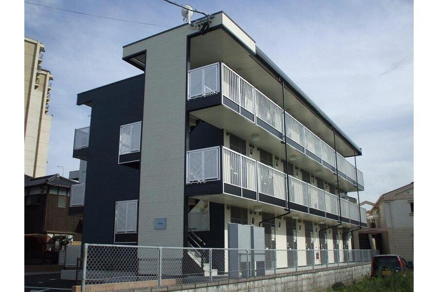 1K Apartment to Rent in Kitakyushu-shi Kokuraminami-ku Exterior
