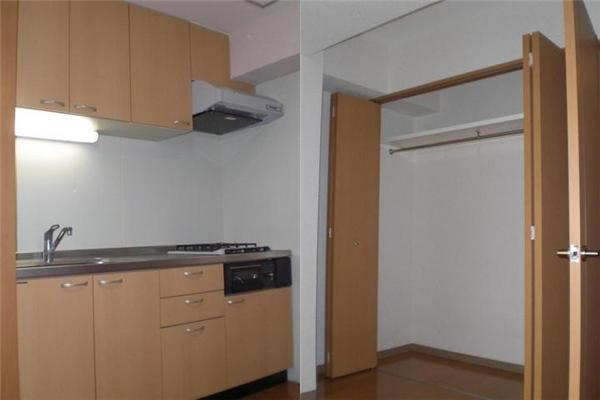 2K Apartment to Rent in Arakawa-ku Interior