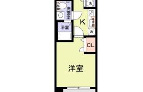 福岡市中央区 荒戸 1K {building type}