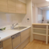 3LDK Apartment to Buy in Tachikawa-shi Kitchen