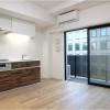 在千代田区内租赁1LDK 公寓大厦 的 起居室