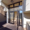 2DK Apartment to Rent in Hino-shi Building Entrance
