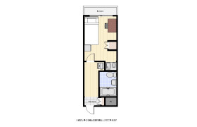 1R Mansion in Hanakawado - Taito-ku