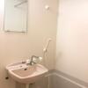 1K Apartment to Rent in Koshigaya-shi Bathroom