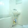 在文京區內租賃1K 公寓大廈 的房產 浴室