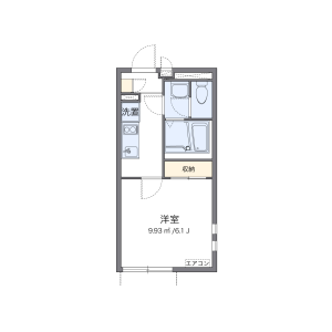 1K Mansion in Minamisenju - Arakawa-ku Floorplan