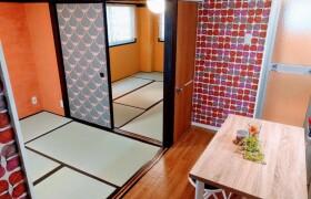 2DK Apartment in Nagai - Osaka-shi Sumiyoshi-ku