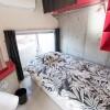1LDK Apartment to Rent in Toshima-ku Bedroom