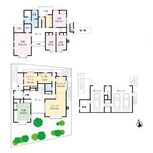 6LDK {building type} in Sugano - Ichikawa-shi Floorplan