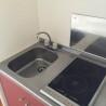 1K Apartment to Rent in Saitama-shi Urawa-ku Kitchen
