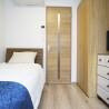 在荒川区内租赁1K 公寓大厦 的 起居室