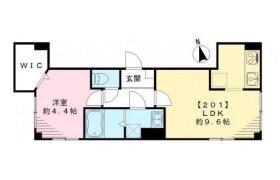 港区 芝(1〜3丁目) 1LDK マンション