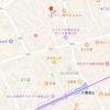 1K Apartment to Buy in Setagaya-ku Access Map