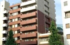 港区 - 南麻布 大厦式公寓 1R