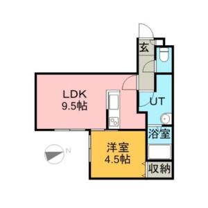 Whole Building {building type} in Hassamu 6-jo - Sapporo-shi Nishi-ku Floorplan