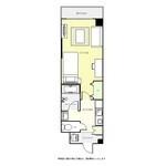 1K Mansion in Jingumae - Shibuya-ku Floorplan