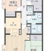 3SLDK Apartment to Buy in Kitamoto-shi Floorplan