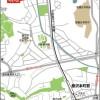 3LDK Apartment to Rent in Fujisawa-shi Access Map
