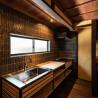 在大津市購買3DK 獨棟住宅的房產 廚房