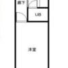 1K Apartment to Buy in Toshima-ku Floorplan