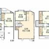 4LDK House to Buy in Meguro-ku Floorplan
