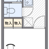 1K Apartment to Rent in Hino-shi Interior
