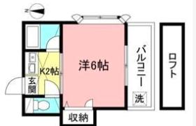 三鹰市井の頭-1K公寓