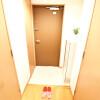 在港區內租賃1K 公寓大廈 的房產 入口/玄關